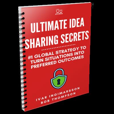 Ultimate Idea-Sharing Secrets eBook