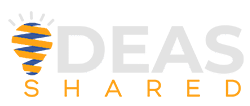 Ideas-Shared Inverted Logo